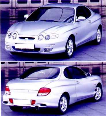 HYUNDAI-COUPE-COUPE (RD) 06.1996->04.2002