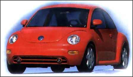 VW-New Beetle