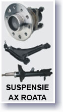 Piese auto - Suspensie, Ax roata